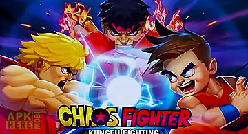 Chaos fighter: kungfu fighting