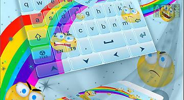 Emoticons keyboard