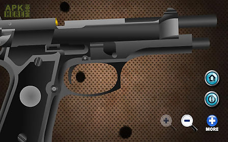 free virtual gun app weapon