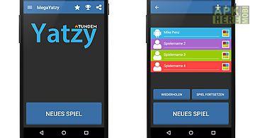 Megayatzy free - dice now!