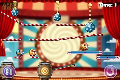 puzzle game - cut the clowns 2