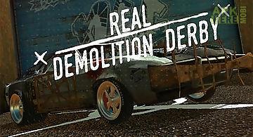 Real demolition derby