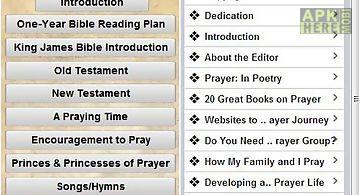 The prayer motivator bible