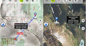Canada topo maps free for Android free download at Apk Here store ...
