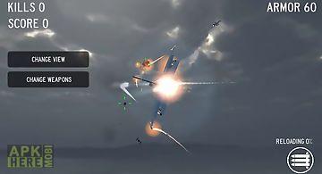 Ace air combat