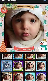 christmas photo frames for android