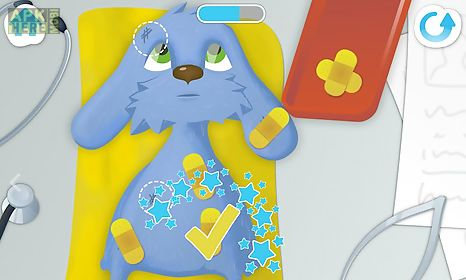 dog doctor - kids game