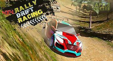 Fast rally racer: drift 3d