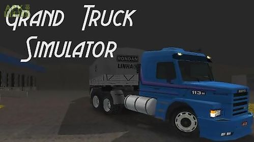 Grand truck simulator for Android free download at Apk Here