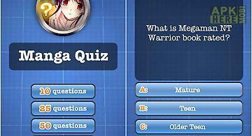 Manga quiz