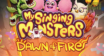 My singing monsters: dawn of fir..