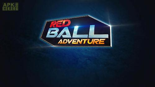 red ball adventure