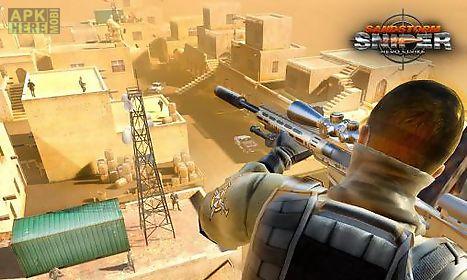 sandstorm sniper: hero kill strike