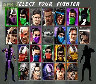 ultimate mortal kombat 3 sega