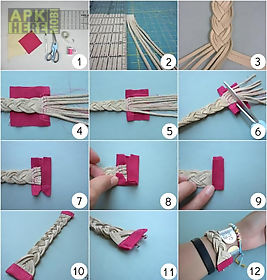 diy bracelet tutorials
