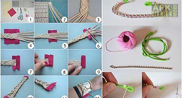 Diy bracelet tutorials