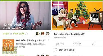 Keeng.vn: music social network