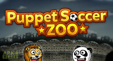 Puppet soccer zoo: football