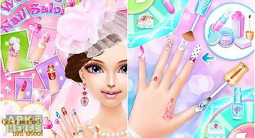 Wedding nail salon: girl game