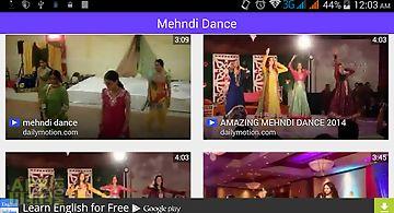Mehndi dance and songs 2016
