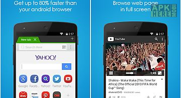 Panda browser 4g for Android free download at Apk Here store