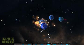 Particle sandbox gravity sim