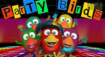 Party birds: 3d snake game fun