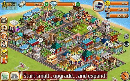 village city: island sim