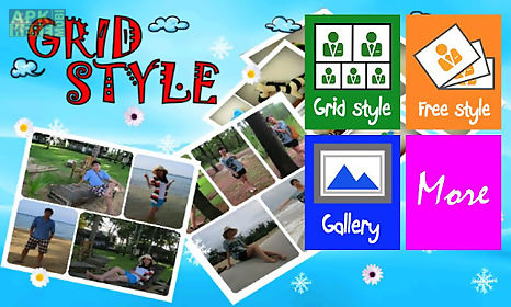 grid style photo