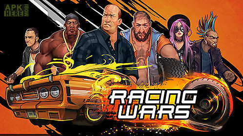 racing wars: go!