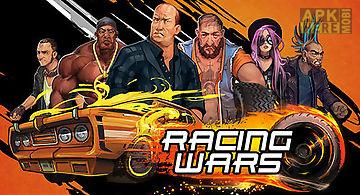 Racing wars: go!