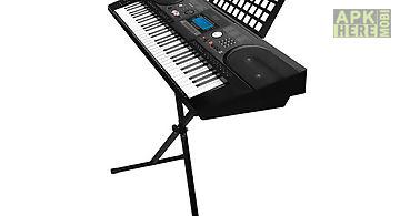 Real play the organ