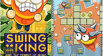 Swing king and the temple of bli..