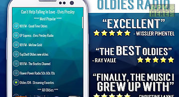 Free oldies radio