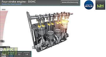 Interactive four-stroke engine