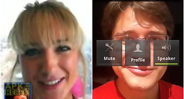 Seen: video calls for facebook