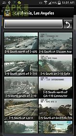 california cameras - traffic