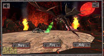Dragon shooting simulator - 3d