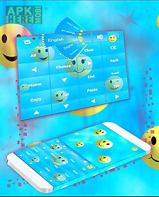 emoji keyboard theme app