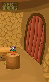 escape games-underground room