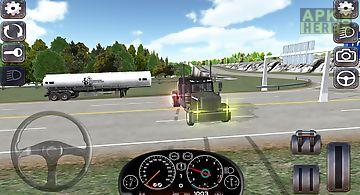 Euro truck simulator 3d hd