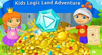 Kids logic land adventure free