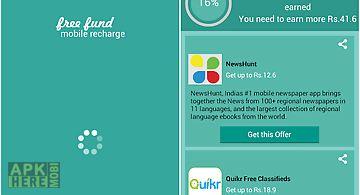 Ncent mobile recharge bajar