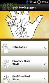 palm reading secret lite