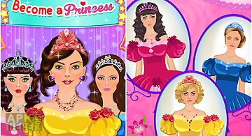 Princess makeup & makeover spa