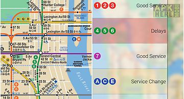 simple subway nyc mta
