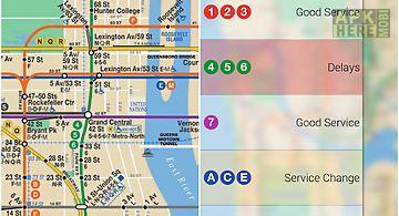 simple subway nyc mta