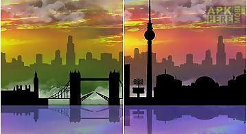 Skyline scene lite