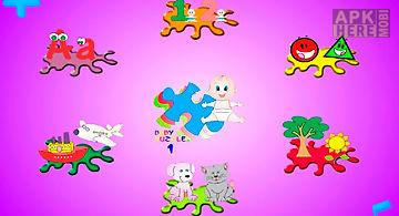 Baby puzzle i free version