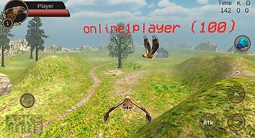 Eagle bird game online